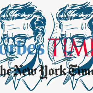 Forbes Time The New York Times Notte ART